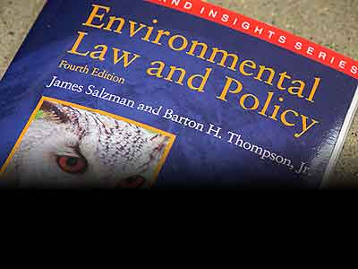 Natural Resource Conservation: Law Enforcement
